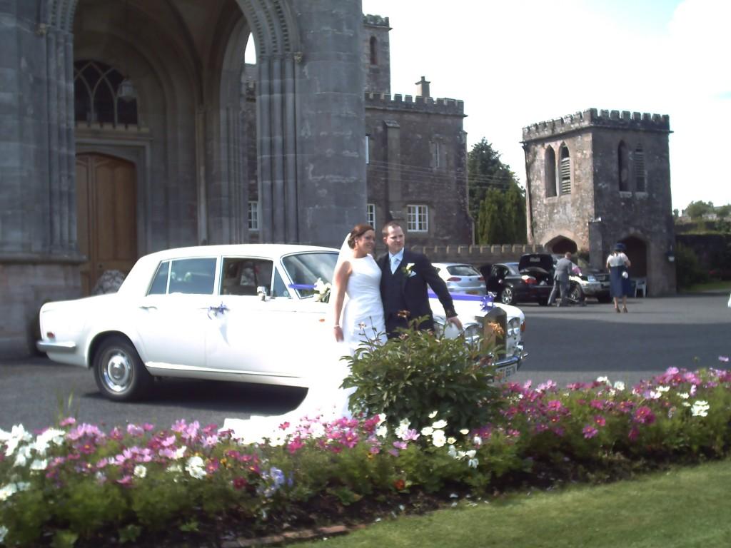 silver shadow first wedding 016